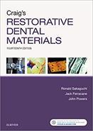 Craig's Restorative Dental Materials, (14th Edition)